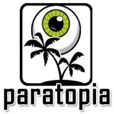 Paratopia Green Logo