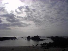ocean pond