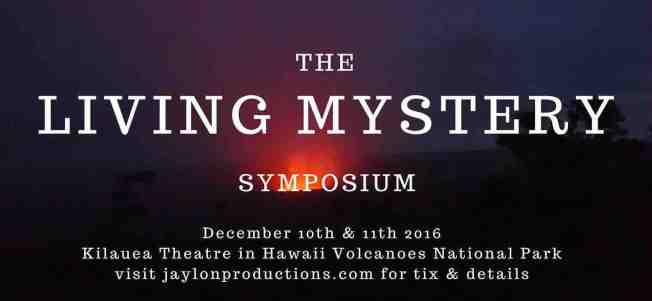 Living Mystery Poster